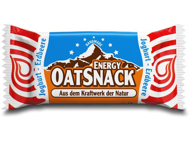 Energy OatSnack Cintre 65g, Joghurt-Strawberry